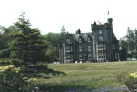 Country House hotel, Isle of Eriska Scottish Highlands