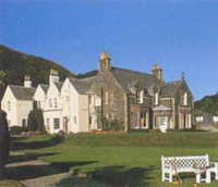 Knockinaam Lodge Hotel, Stranraer