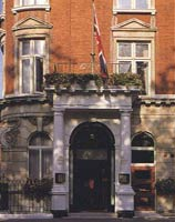 Cadogan Hotel, 75 Sloane Street, London SW1