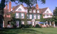 Chewton Glen Hotel, New Milton, Hants